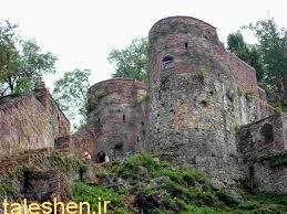 قلعه رخون