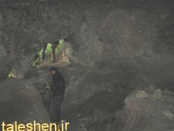 کشف غار سه هزار ساله در کوههای شهرستان ماسال