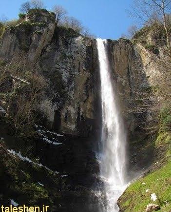 لاتون؛بلندترین آبشار ایران