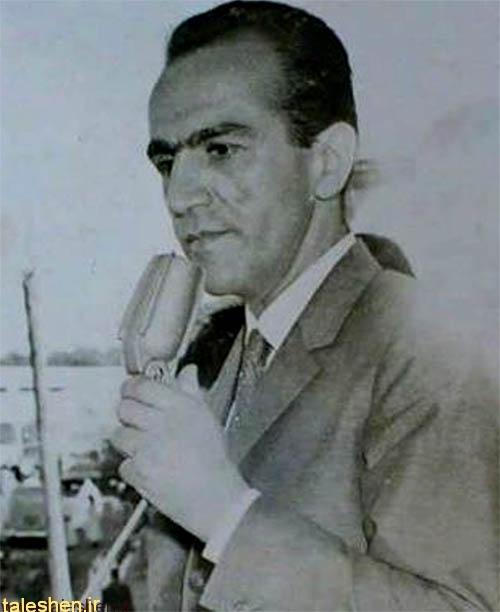 هلاکو رامبد نماینده مردم تالش از سال ۳۵ تا ۵۶