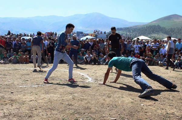 بازی های محلی تالش