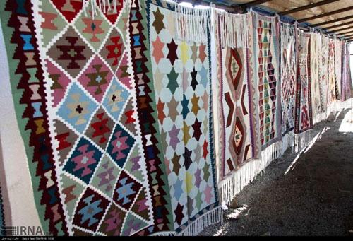جشنواره گلیم در آستارا