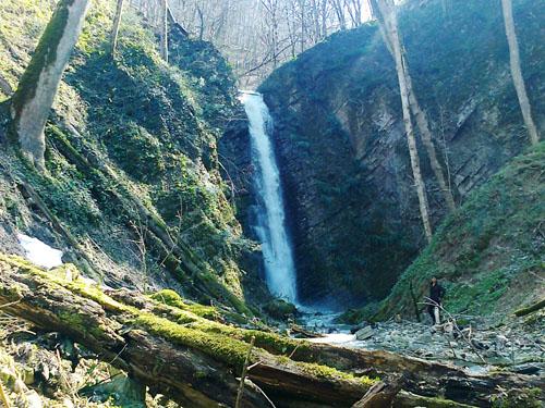 آبشار دریابن ناو